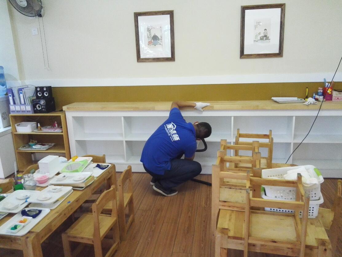 成都博达幼儿园12博bet官网球网治理施工展示